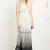 Kimchi Blue Gazelle Maxi Dress in Black - Urban Outfitters