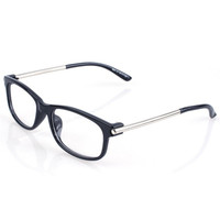 4792923ba0 Vintage Mens Womens Clear Lens Eyewear Plastic Round Frame Nerd Geek  Glasses Eyeglasses ILML. Retro Vintage Women Men Sunglasses Black ...