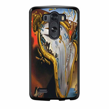 Salvador Dali Soft Watch Melting Clock LG G3 Case