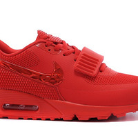 Air Max 90 Yeezy Red October