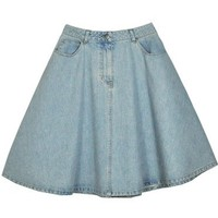 Eighteenth Denim Prom Skirt