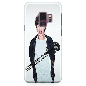 Calum Hood 5Sos Cover Samsung Galaxy S9 Plus Case | Casefantasy