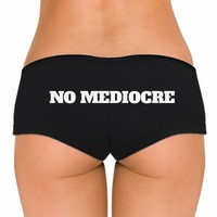 No Mediocre: Dirty Laundry Underwear