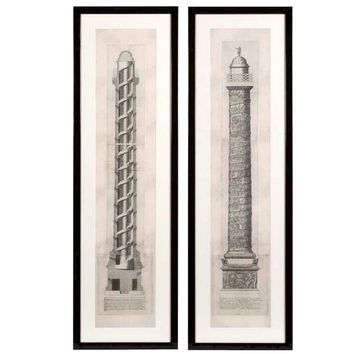 Eichholtz Columna Print (set of 2)