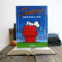 IPAD Cover Tablet Case made from a Book Snoopy by chicklitdesigns
