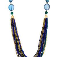 Kennedy Beaded Strand Necklace