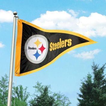 DCCKG8Q Pittsburgh Steelers Giant Pennant