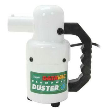 Datavac Electric Duster White