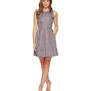 Ted Baker Milliea Embellished Skater Dress