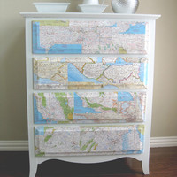 Domestic Tip #1 (Map Dresser) | Domestic Ease