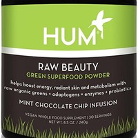 HUM Nutrition Raw Beauty, 8.5 Ounce