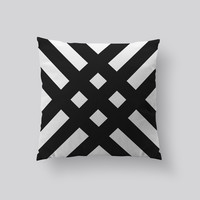 Throw Pillows for Couches / Dijagonala by Trebam