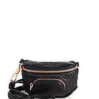 Alexander Wang - Leather Fanny Pack - Saks Fifth Avenue Mobile