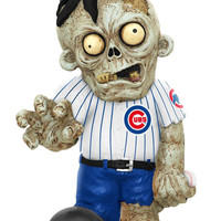 Chicago Cubs Zombie Figurine