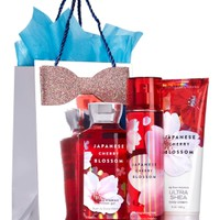 The Daily Trio Gift Kit Japanese Cherry Blossom