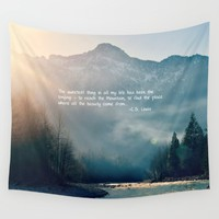 The Sweetest Thing Wall Tapestry by RDelean