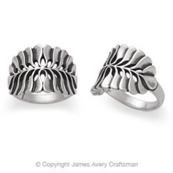 Mimosa Leaf Ring from James Avery