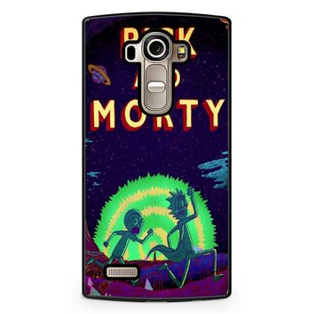 Rick And Morty 3 LG G4 Case