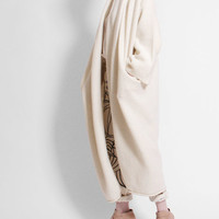 Lauren Manoogian Taper Coat - White « Pour Porter