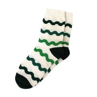 Coastal Socks Green