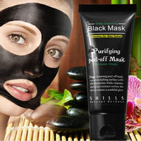 New Deep Cleansing Purifying Peel Off Mud Blackhead Face Mask