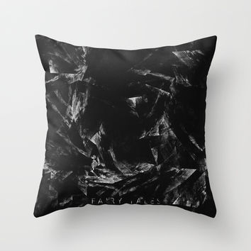 Fairy tales Throw Pillow by HappyMelvin