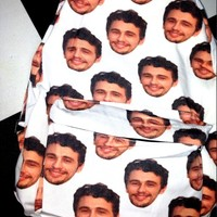 SWEET LORD O'MIGHTY! JAMES FRANCO BACKPACK