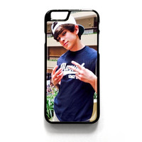 Hayes Grier Magcon Boys for iPhone 4 4S 5 5S 5C 6 6 Plus , iPod Touch 4 5  , Samsung Galaxy S3 S4 S5 Note 3 Note 4 , and HTC One X M7 M8 Case Cover