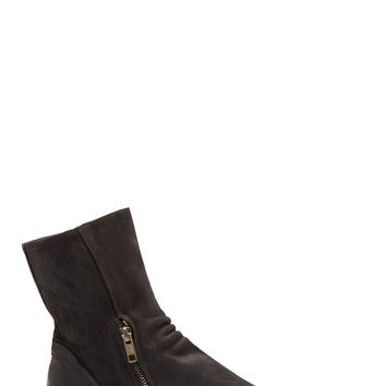 Officine Creative Grey Worn Leather Magnete Boots