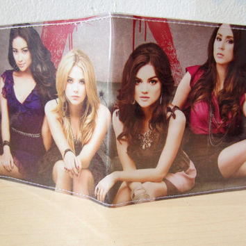 Pretty Little Liars Vinyl Wallet