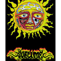 Sublime Sun 'Just Let the Lovin' Take Ahold' Black Light Poster