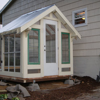 Craftsman Shed or Greenhouse