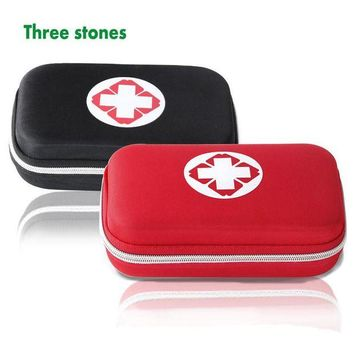 ONETOW Empty EVA waterproof durable first aid box first aid kit survival drug storage box travel vehicle emergency medical bag kit