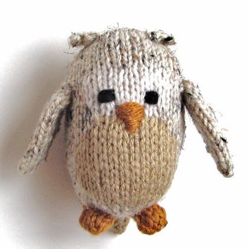 Knitting Patterns For Miniature Animals : Best Tiny Stuffed Animals Products on Wanelo