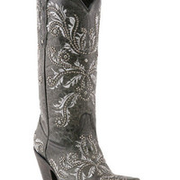 Lucchese 1883 Studded Angelina Design Cowgirl Boot