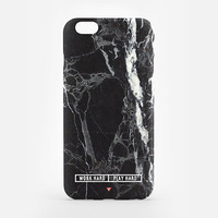 Stylish Black Marble iPhone Case iPhone 6 Case iPhone 6 Plus Cover Marble Print Galaxy Case iPhone 5S Case Samsung Case Black Marble Xperia