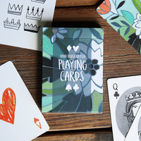 Hand-Illustrated Playing Cards