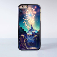 Tangled Castle  Plastic Case Cover for Apple iPhone 6 6 Plus 4 4s 5 5s 5c