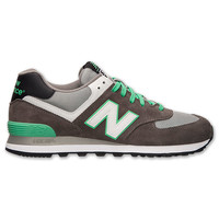 Men's New Balance 574 Suede Casual Shoes