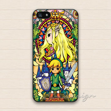 Legend of Zelda iPhone 5 Case,iPhone 5s Case,iPhone 4 4s Case,Samsung Galaxy S3 S4 Case,Legend of Zelda Hard Plastic Rubber Cover Skin Case