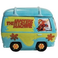 Westland Giftware Ceramic Cookie Jar, The Mystery Machine, Multicolor