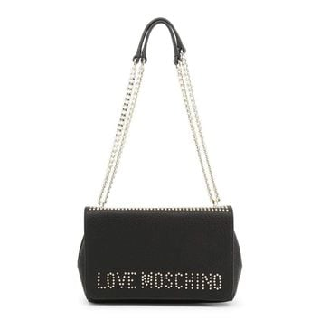 Love Moschino Jc4064Pp16Ls Women Black Shoulder bags