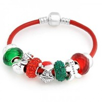 Bling Jewelry Ho Ho Santa Charms