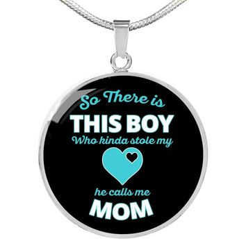 This Boy Stole My Heart - Luxury Necklace