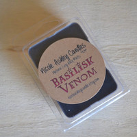 BASILISK VENOM~ Harry Potter Inspired Soy Wax Melts