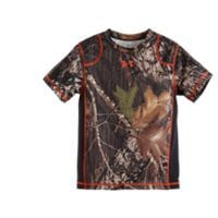 Under Armour Boys' Toddler UA Camo Hunter T-Shirt