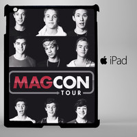 magcon tour iPad 2, iPad 3, iPad 4, iPad Mini and iPad Air Cases