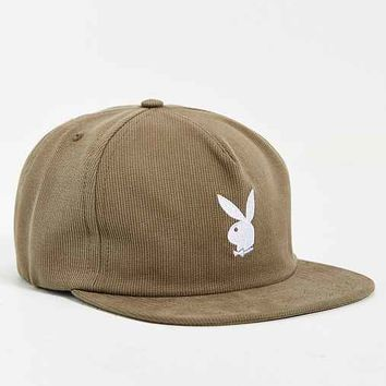 c00b61de526 Good Worth X Playboy Snapback Hat from Urban Outfitters