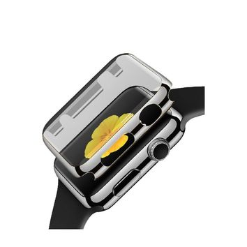 GBSELL Ultra-Slim Electroplate PC Hard Case Cover For Apple Watch Series 1 42mm