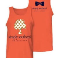 Simply Southern Palm Dot Tree Tank
